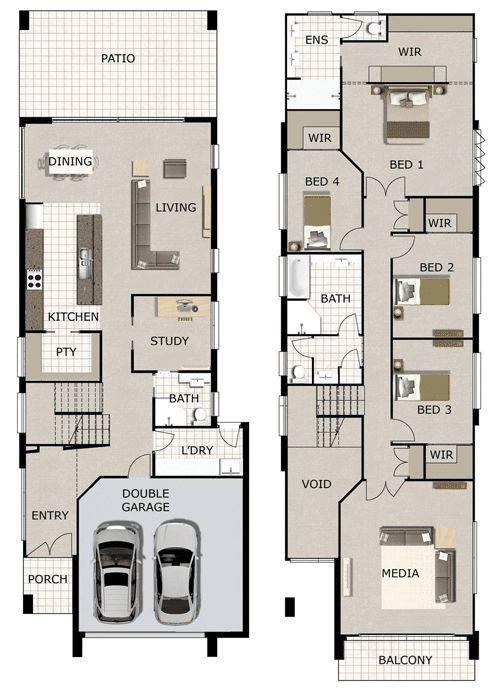 Linea - Our homes - GW Homes - Building Contractors, Woolloongabba, Brisbane, Queensland