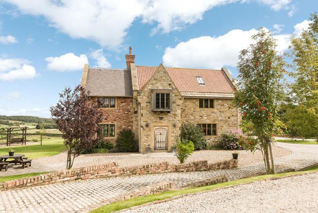 4 Bedroom Country House For Sale In Mole Hill Farm Boghouse Lane