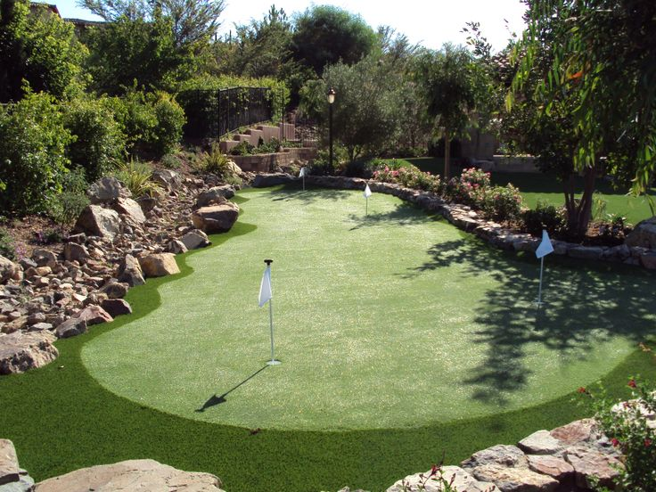 232 best images about Sports - Golf Putting Greens on ...