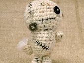 I think Laura needs to crochet one of these for me!