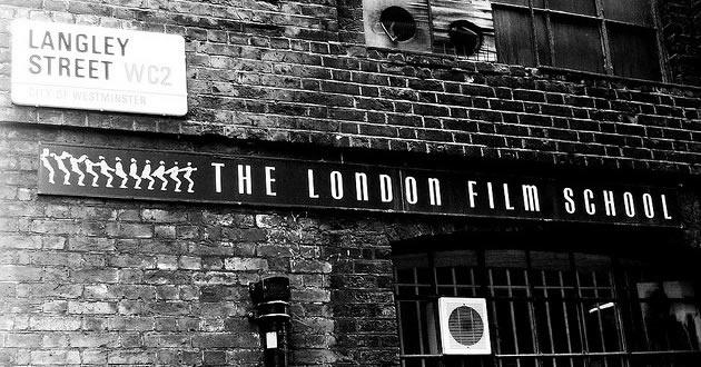 EDUCATION: The London Film School. MA Film Curating.