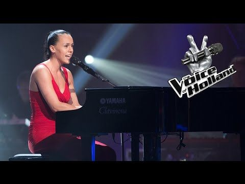 Neda Boin - Yesterday (The Blind Auditions | The voice of Holland 2015) - YouTube