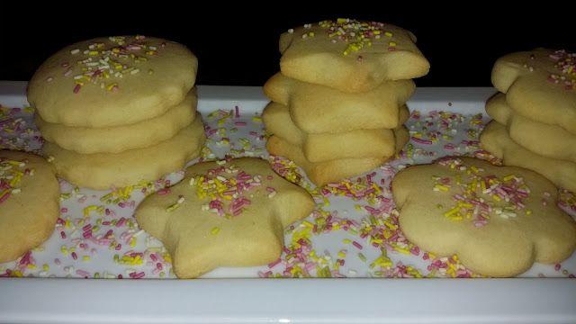 Pitadas De Açúcar...: Bolachas De Manteiga