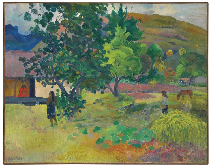 Russian billionaire Dmitry Rybolovlev paid 54 million euros (then $85 million) for a landscape by Paul Gauguin in a private transaction in June 2008. On Tuesday, he took a 74 percent loss on his investment.