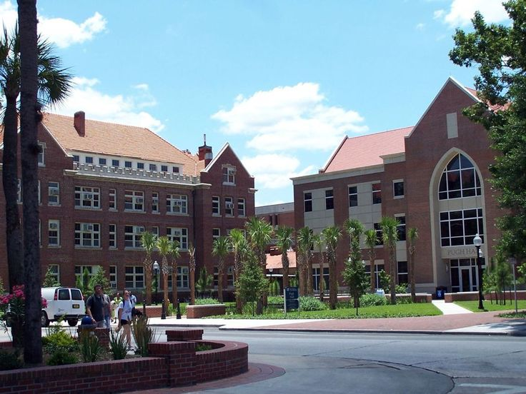 University of Florida Historic Campus