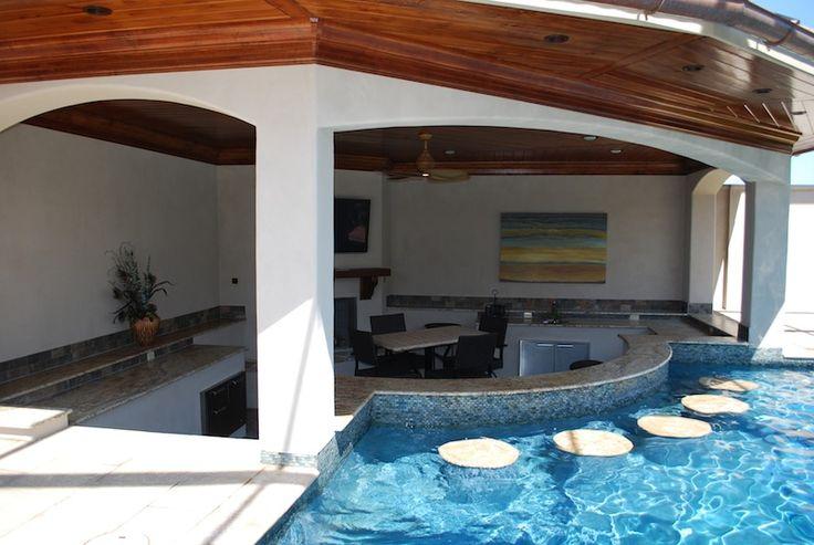 784 best pools images on pinterest jungle gym wood for Swimming pool design utah