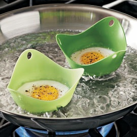 Make perfect poached eggs every time! Solutions.com