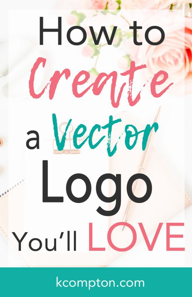 Create a logo that can be resized clearly - I'll show you step-by-step how to create a vector image logo for your blog business|How to start a blog|How to make money blogging