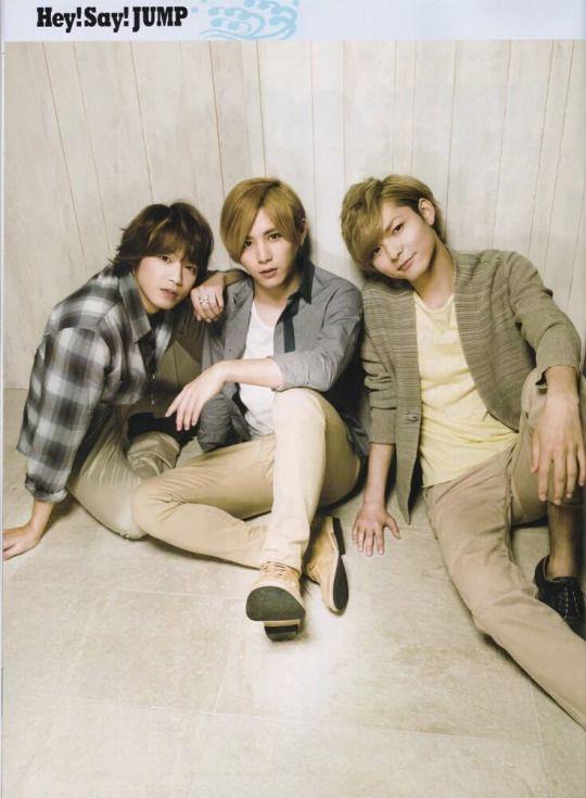Hey! Say! Jump Golden Voice Trio