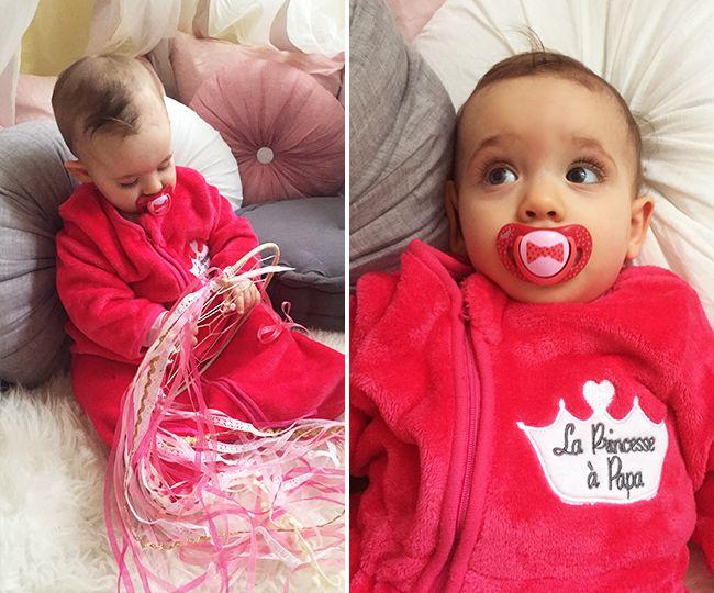 """La gigoteuse toute douce """"La Princesse à Papa"""" de Judith a été déniché par @ModeuseTimbree pour 14€ chez BABOU."""