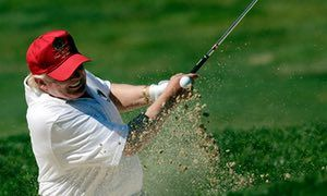 He has played more golf in his first weeks than any recent president – even rising tensions with North Korea didn't keep him away from his Florida course last weekend. Do diplomacy and golf mix, and what does his love of the game say about him?