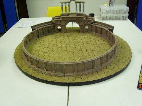 Big Mecha uploaded this image to 'Gladiator Arena'.  See the album on Photobucket.