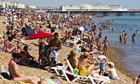 Sun, sea and insults; are Britons the world's worst tourists?