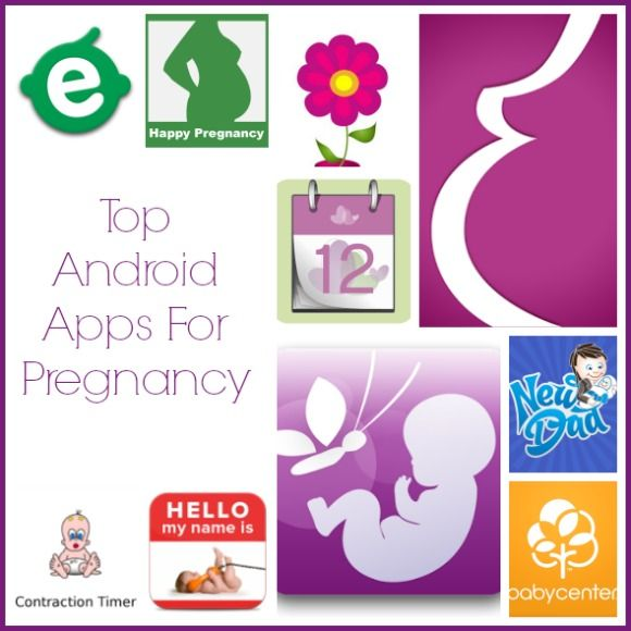 10 Best Free Android Smartphone Apps for Pregnancy