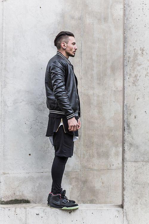 Urban black.