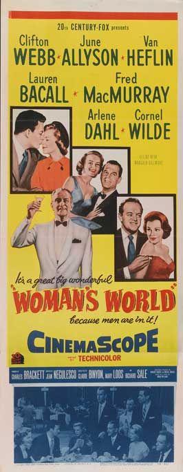 O mundo é da mulher (1954)