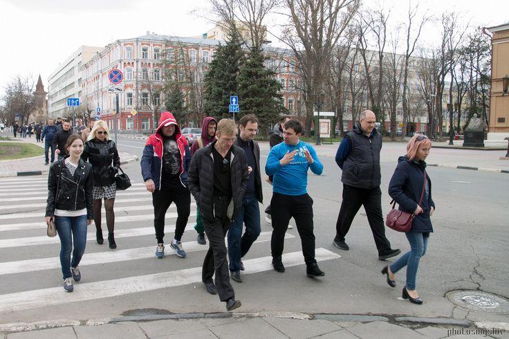 Прогулка 16 апреля – 29 фотографий