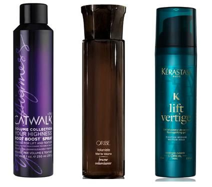 Best Hair Products for Fine Hair: Liven Up Your Limp Locks:  root spray, mousse, texturizing spray, hair dust