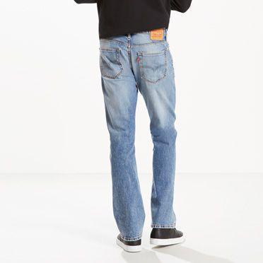 Levi's 527 Slim Boot Cut Jeans - Men's 36x32