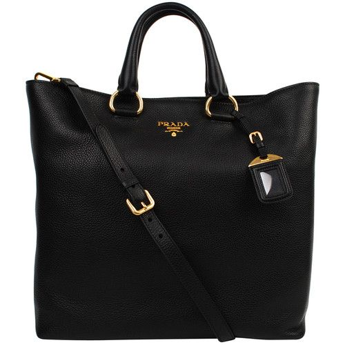 Prada bag...wow, this is a sleek design!!  prada is def stepping up their game