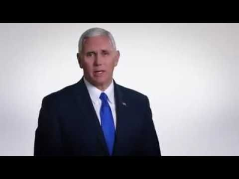 WOW! Governor Mike Pence's Message to Pastors and Churches - YouTube With this man's values and knowledge of history,his devotion to Christ, we are going to see amazing things happen as a country.  With Trump's business sense and determination,we are blessed to have the perfect pair running our country. Keep praying America, God heard our prayers!  Don't forget to thank Him!  -JPR