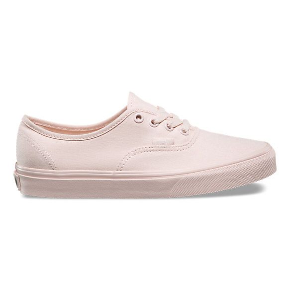 Fall/Winter Womens Vans Authentic (Speckle Jersey) Cream / True White