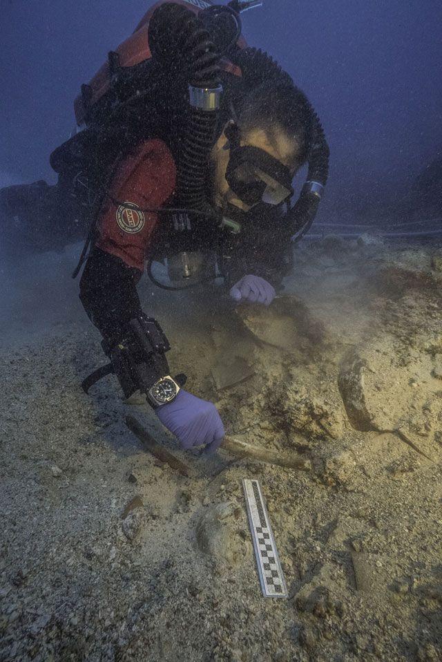 Antikythera Shipwreck May Shed Light into Ancient Travel Ways