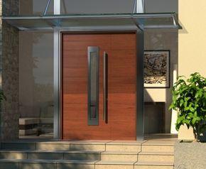 Diseño de Puertas para Entradas Principales - Para Más Información Ingresa en: http://fotosdecasasbonitas.com/diseno-de-puertas-para-entradas-principales/