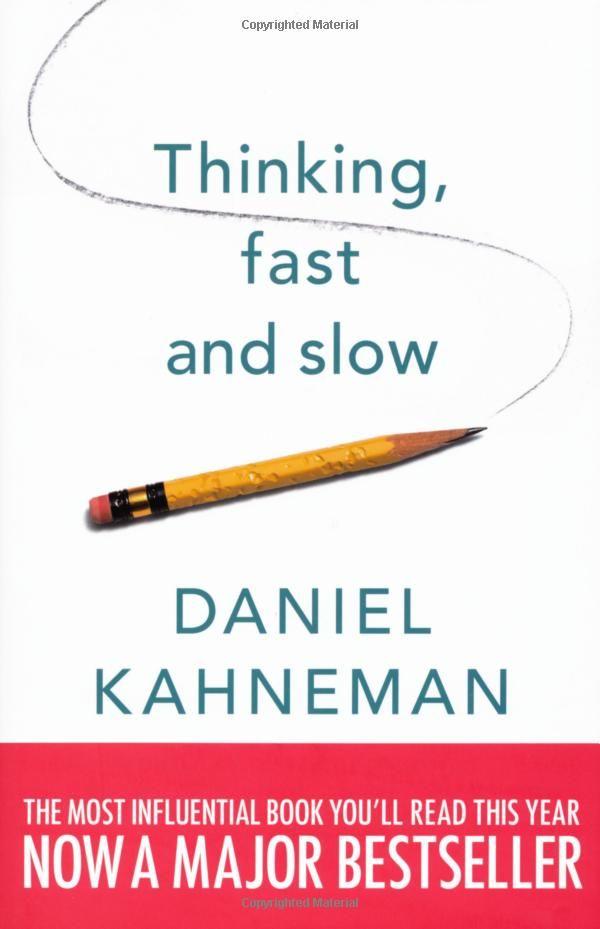 The breakthrough book on the power of behavioural economics from Nobel Prize winner Daniel Kahneman.