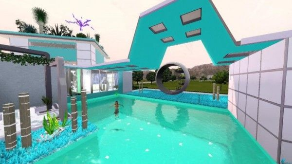 125 best Sims3 & 4 House & Garden Ideas images on ...