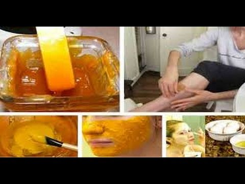 Remove Unwanted Hair Permanently At Home Home Remedies to Remove Unwante...