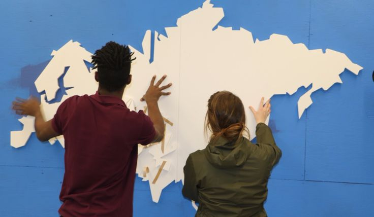 The Gerald R. Ford International Airport (GFIA) has partnered with Kendall College of Art & Design of Ferris State University (KCAD) to create an interactive mural on the Airport's temporary … Read More ►