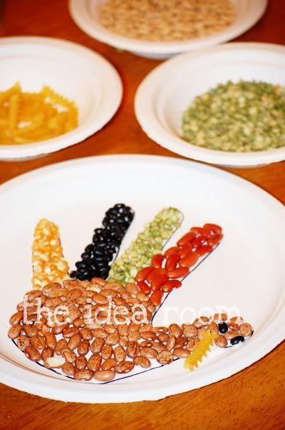 Turkey Craft. Thanksgiving.