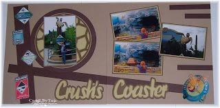 Crush's Coaster