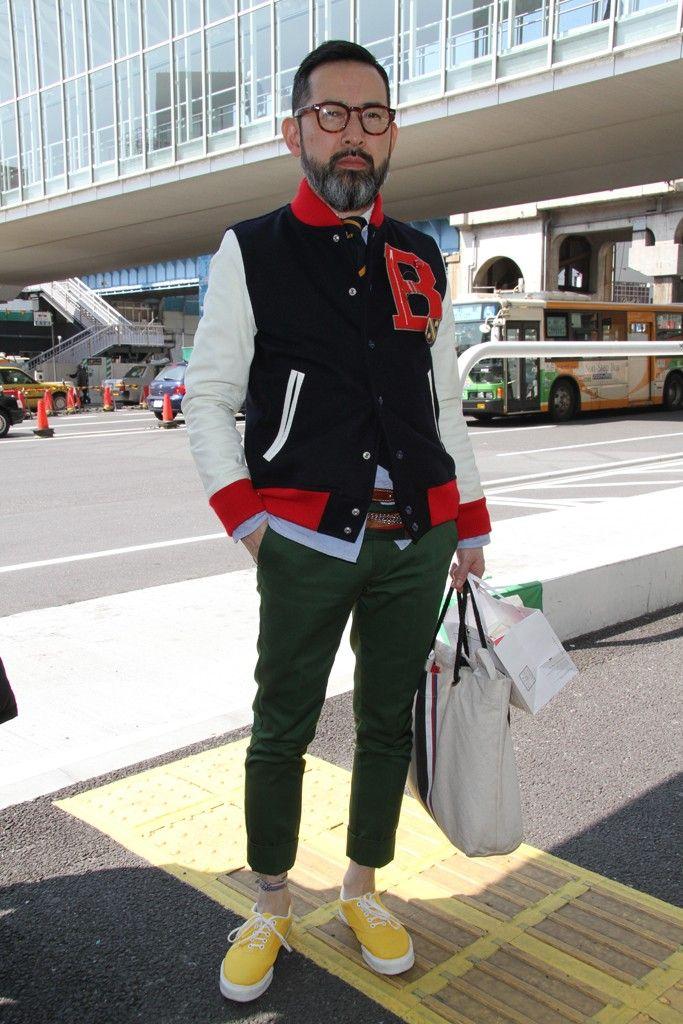 They Are Wearing Tokyo Fashion Week Tokyo Fashion