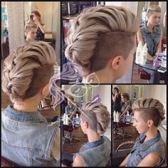 1000+ ideas about Side Undercut on Pinterest