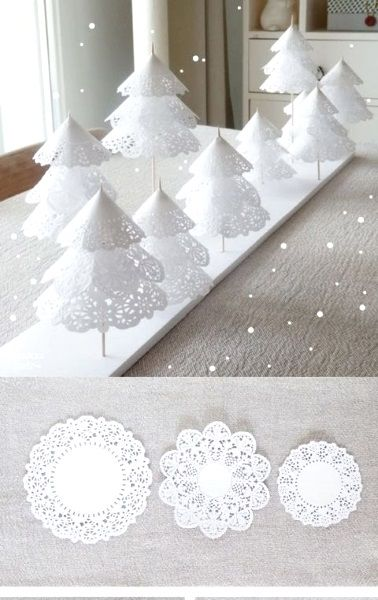 7 Days Of DIY Christmas Table Decorations
