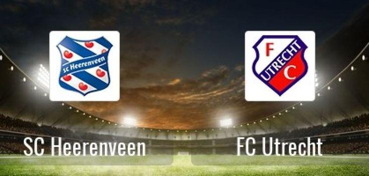 ฮีเรนวีน vs อูเทร็คท์ วิเคราะห์บอล Eredivisie ฮอลแลนด์ SC Heerenveen vs FC Utrecht