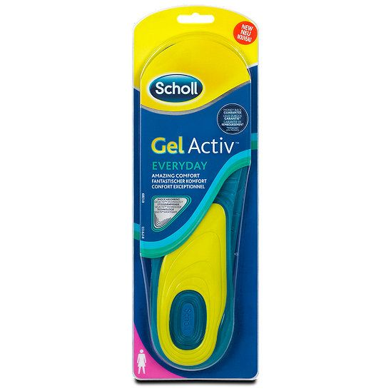 Scholl Gel Activ Everyday Einlegesohlen, Fußpflege im dm Online Shop kaufen.