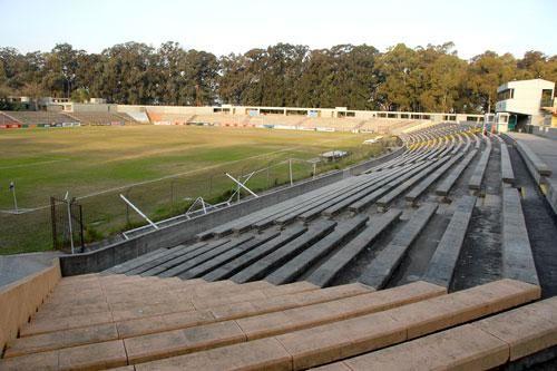Estadio Charrúa. Montevideo. Uruguay