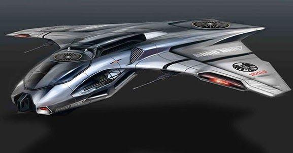 Este nuevo conceptode aviónfuturista es una idea del diseñador Scott Zhang,  Eagle Eye Jet es un avión de ciencia ficción único, de...