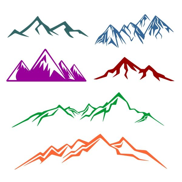 Mountain Pack Cuttable Design Cut File. Vector, Clipart, Digital Scrapbooking Download, Available in JPEG, PDF, EPS, DXF and SVG. Works with Cricut, Design Space, Sure Cuts A Lot, Make the Cut!, Inkscape, CorelDraw, Adobe Illustrator, Silhouette Cameo, Brother ScanNCut and other compatible software.