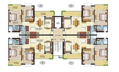 25 best images about layouts 2bhk on pinterest places