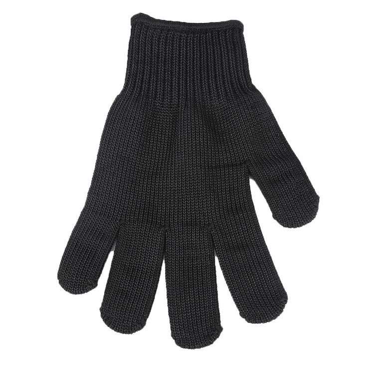 strong-toyers Wire Safety Gloves Cut Metal Mesh Butcher Anti-cutting breathable fishing Gloves Proof Protect Stainless Steel