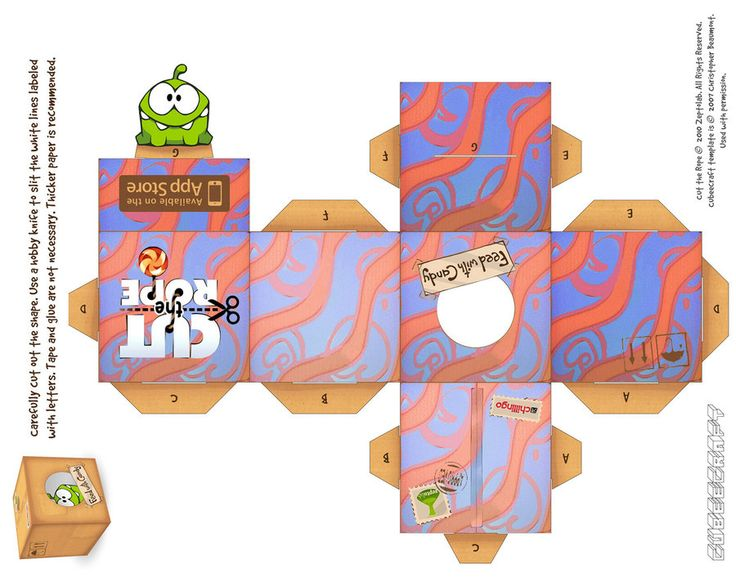 cut the rope valentine's day box level 22