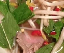Recipe Beef & Noodle Soup (Pho Bo) by HAPPY HINKS - Recipe of category Soups