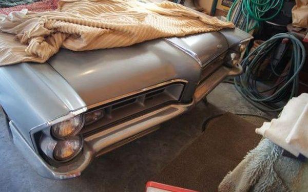 Estate Auction Find: 1965 Pontiac Grand Prix - http://www.barnfinds.com/estate-auction-1965-pontiac-grand-prix/
