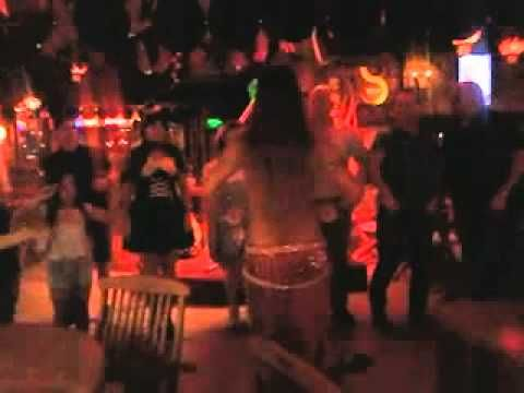 Halloween Belly Dancing fun at Planet Yucca Kusadasi