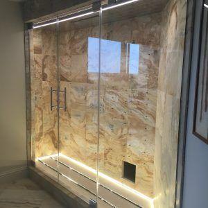 Glass Door For Wine Closet