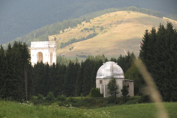 Il Laiten e l'Osservatorio Astronomico